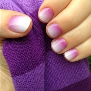 💜4 for $20💜Jamberry Orchid Ombré